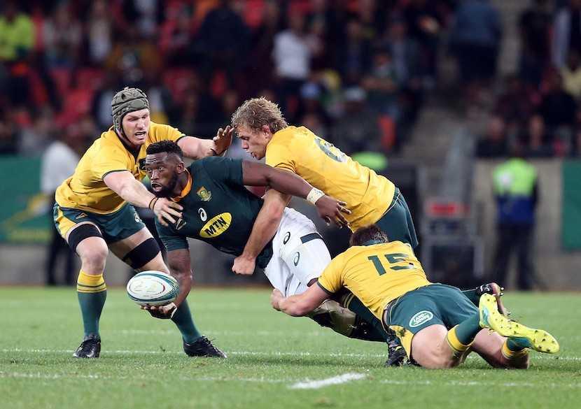 Siya Kolisi, SA Rugby