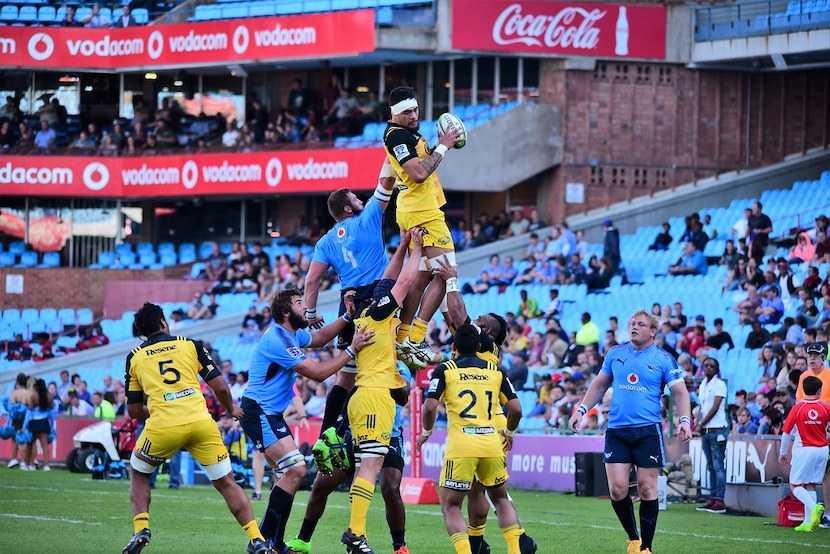 Blue Bulls Rugby team