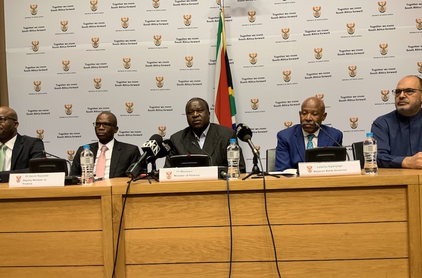 Treasury, 2019 mini budget, MTPBS