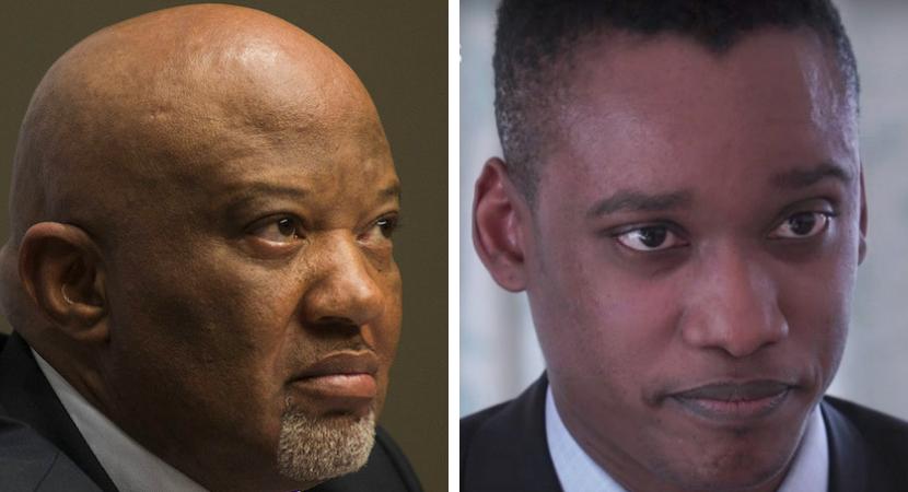 Jonas vs Zuma