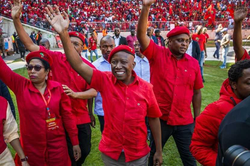 EFF racism