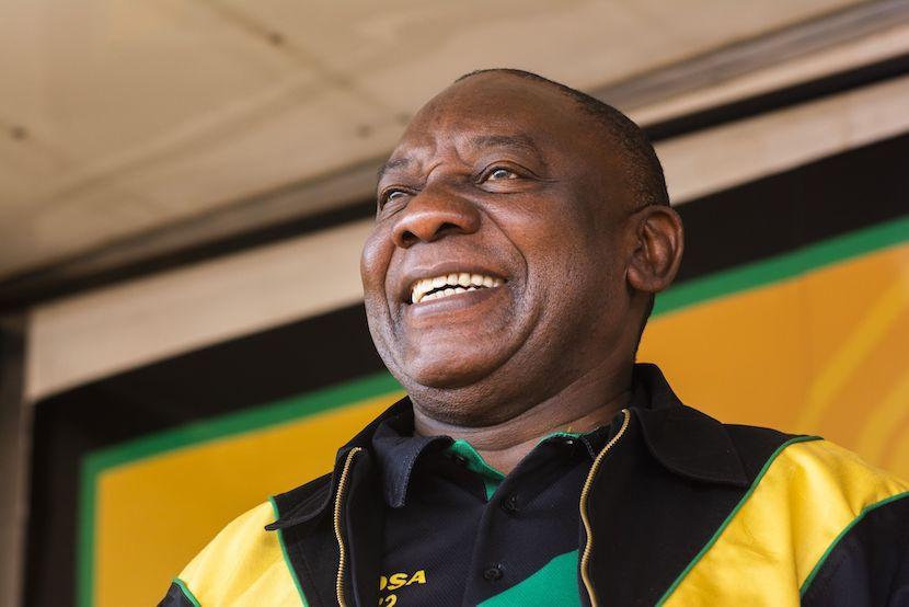 Cyril Ramaphosa, South Africa