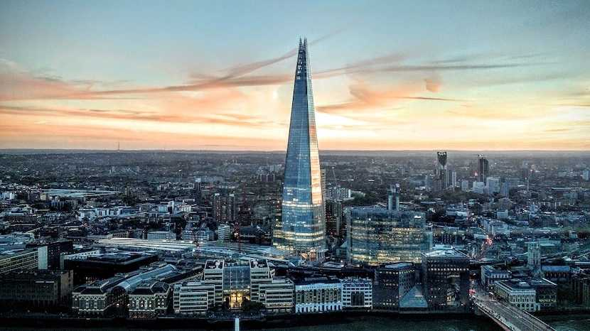 The Shard, London, One Touch Property