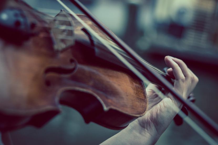 violin, classical music