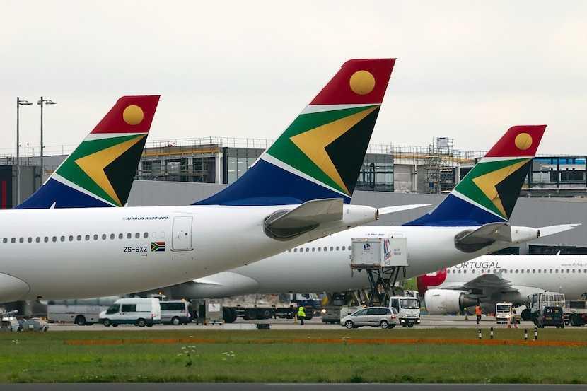 SAA, South African Airways