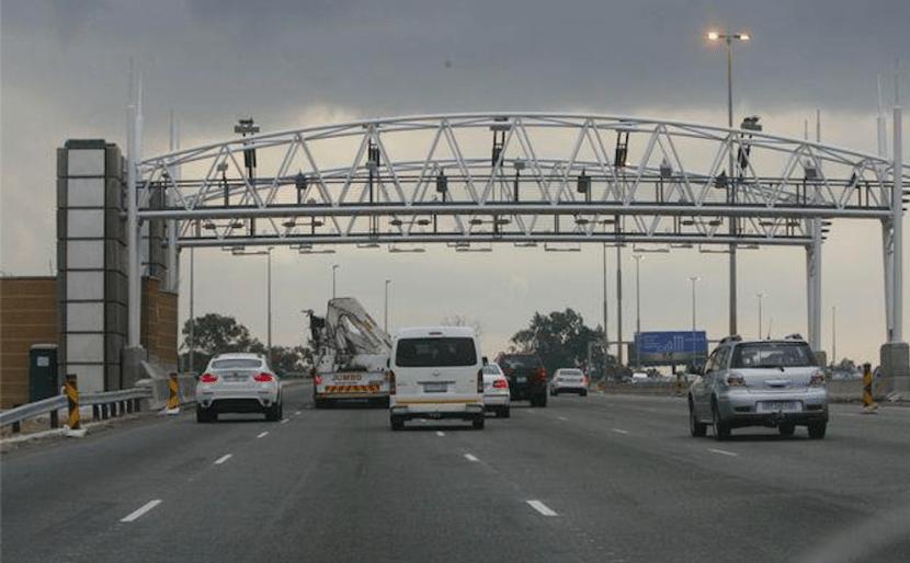 Gauteng, e-tolls