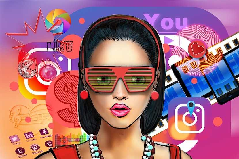 Millennials, social media, influencers