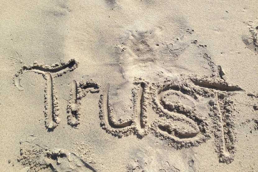 trust, mistrust