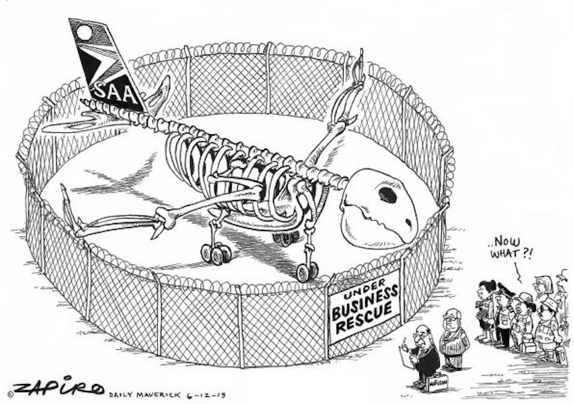 SAA Business Rescue