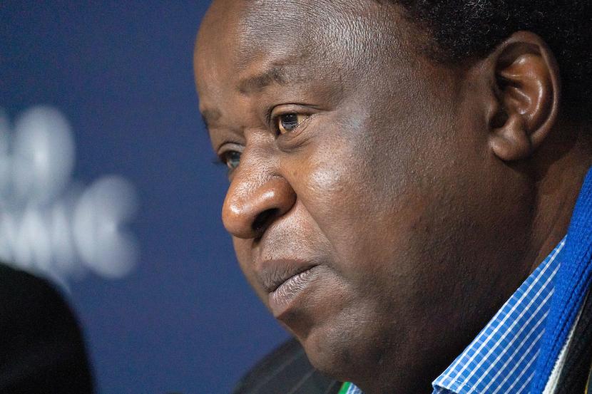 Tito Mboweni SAA