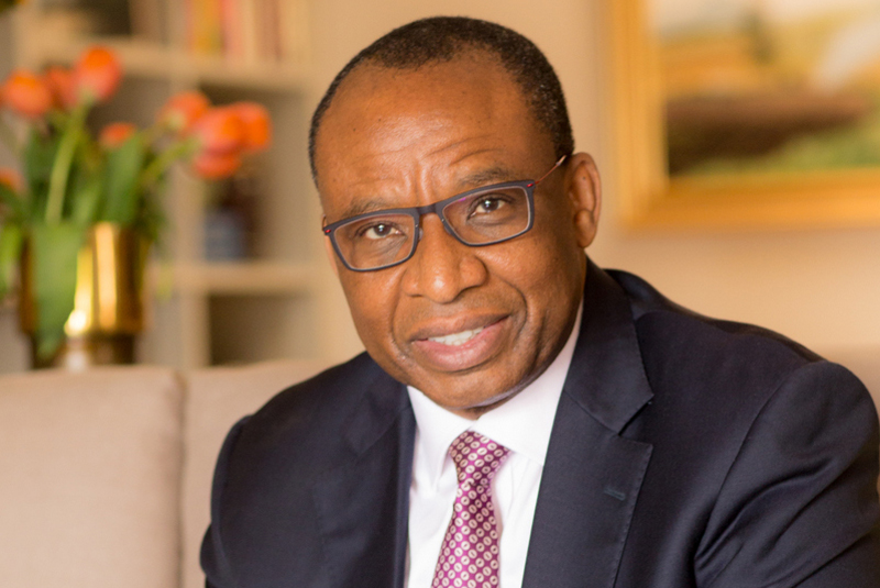 Aaron Daniel Mminele, newly appointed Group Chief Executive of Absa Group.