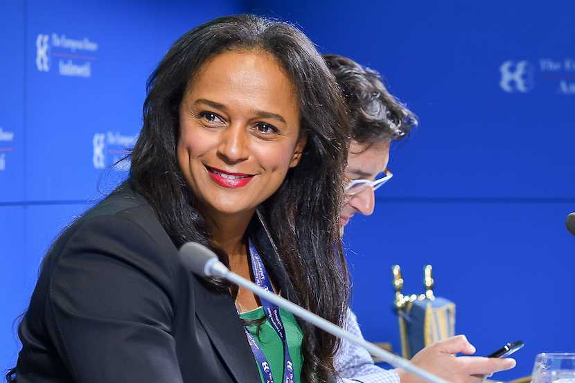Image result for Isabel dos Santos