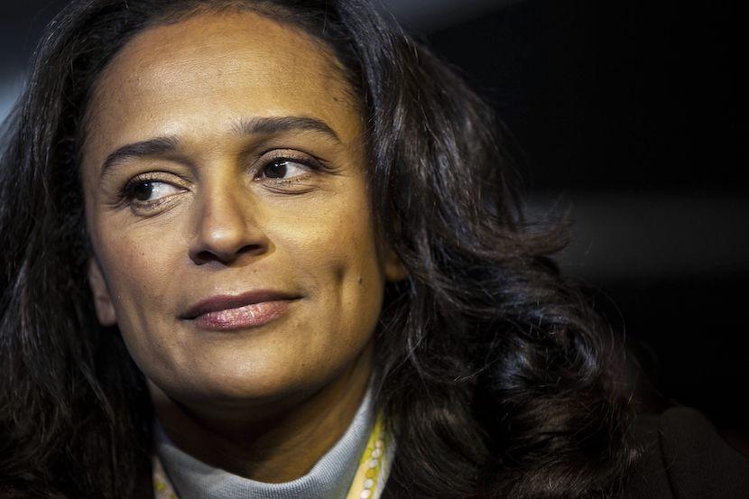 Isabel dos Santos. Luanda Leaks