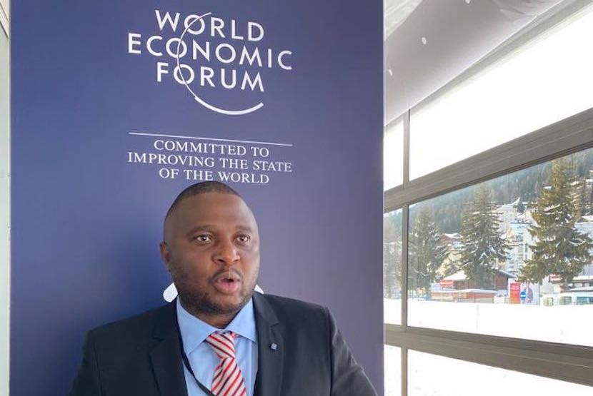 Rali Mampeule, WEF20, Global Surgery Foundation