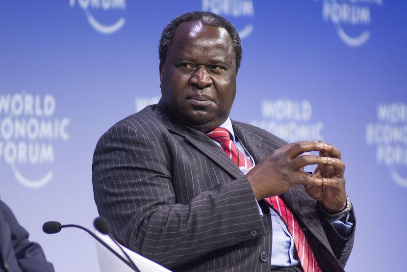 Tito Mboweni