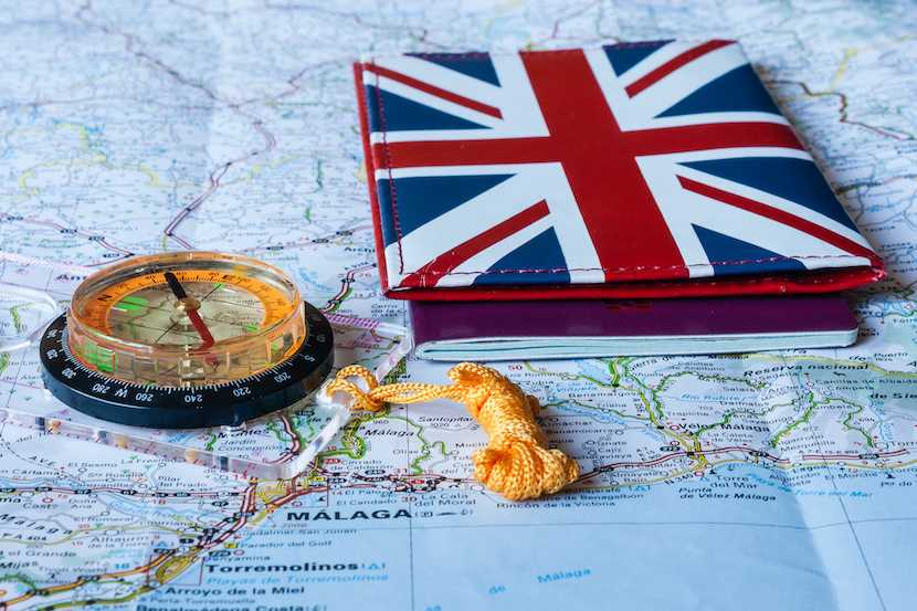 British citizenship, passport, visa, UK