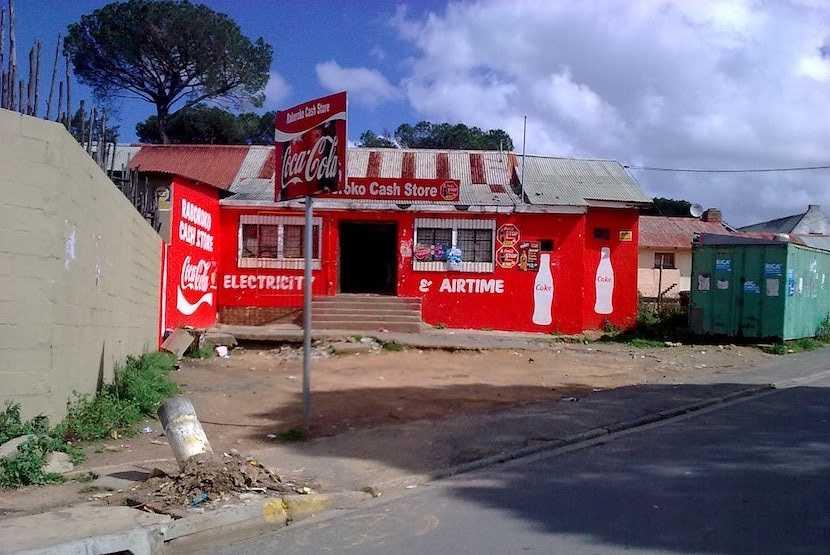 Spaza shops
