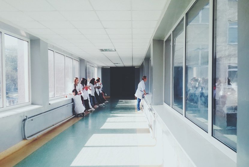 Doctors, hospital