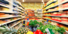 How to protect yourself from Covid-19 when you visit the supermarket - The Wall Street Journal