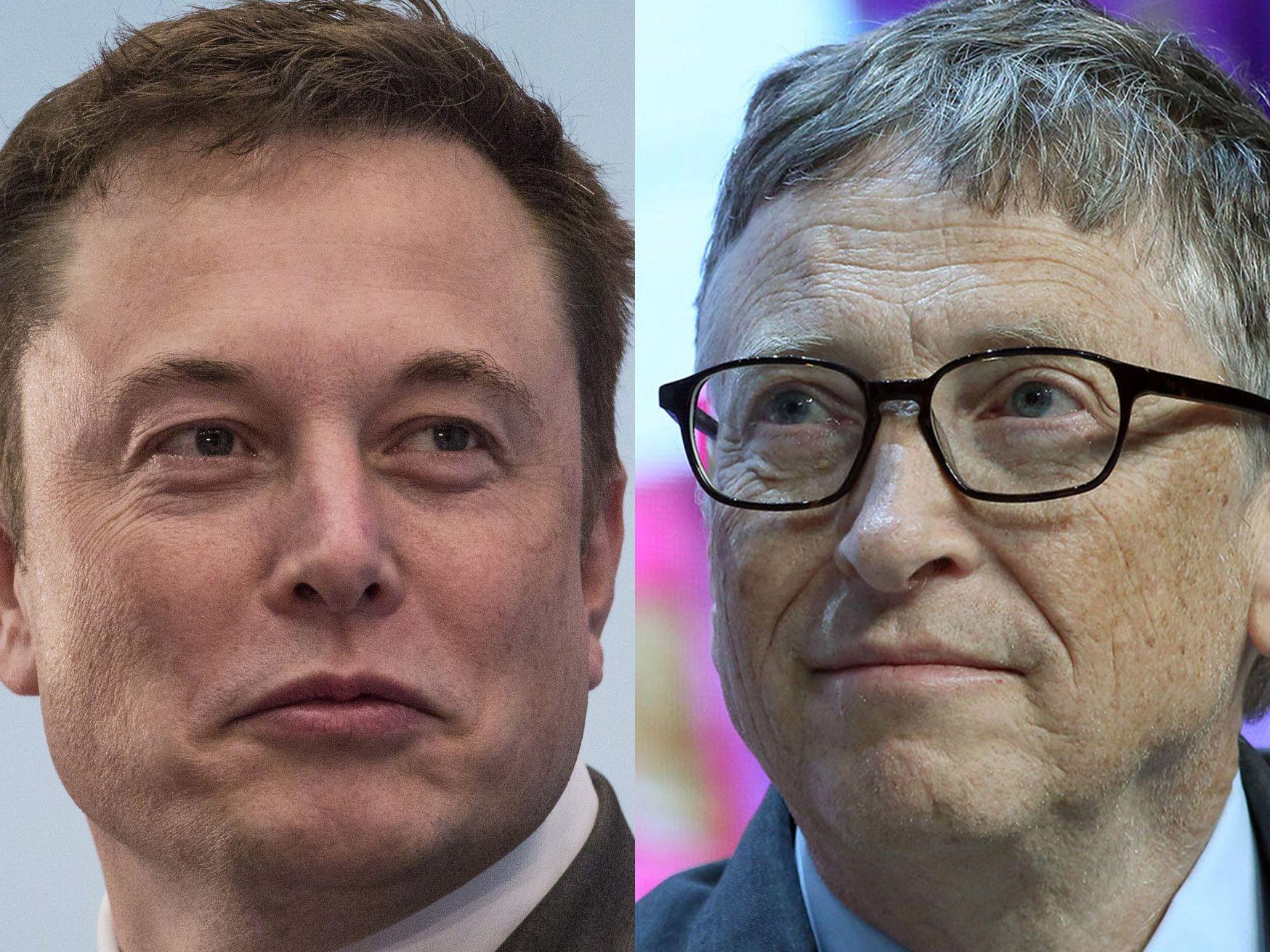 Musk Gates