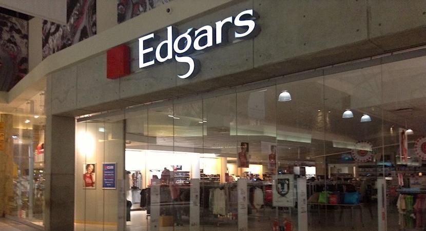 Edcon sale of Edgars