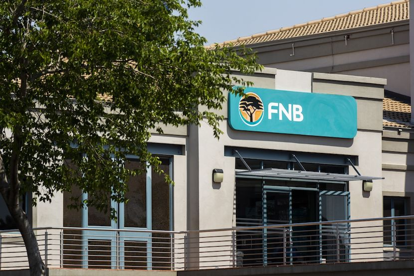 FNB has terminated the accounts of Edward Zuma.