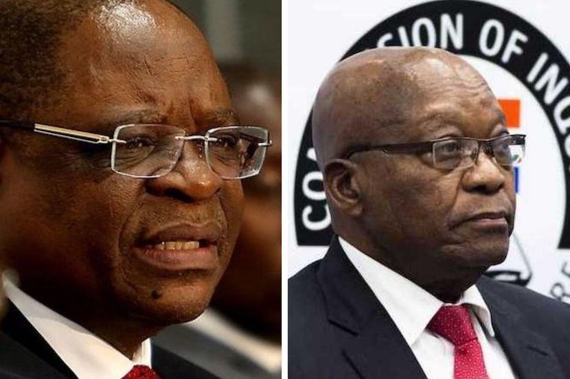Zuma and Zondo