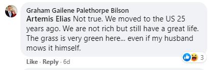 emigration facebook comment