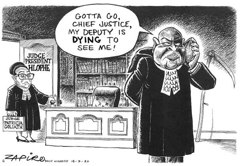 Judge John Hlophe