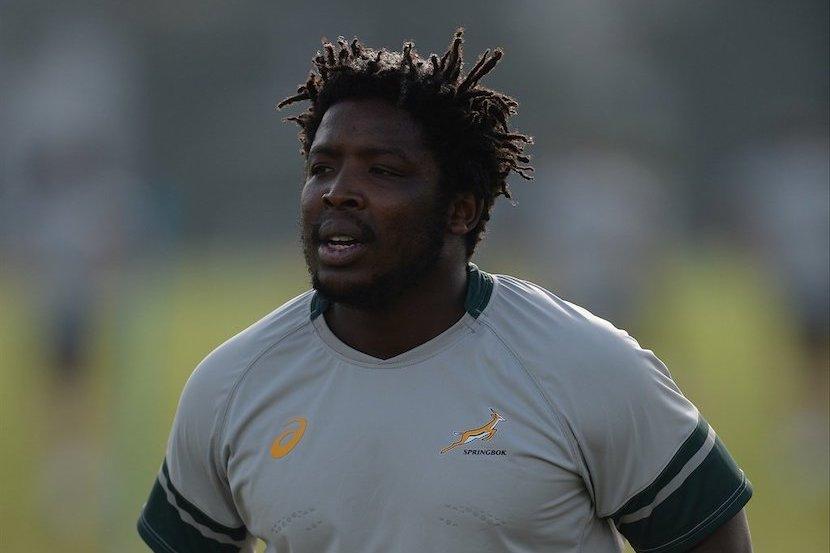 Scarra Ntubeni corona rugby
