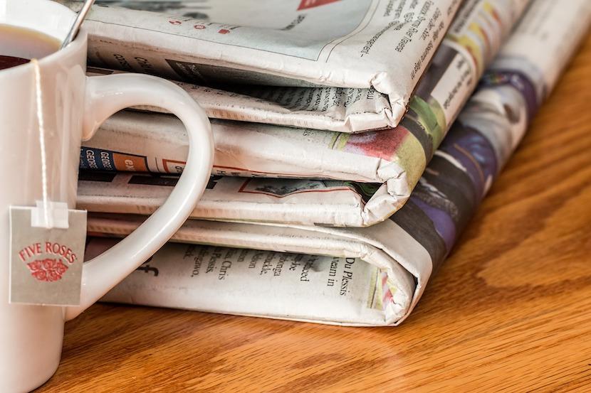 newspaper-less