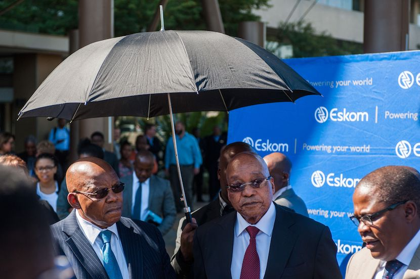 Ngubane, Zuma, Molefe