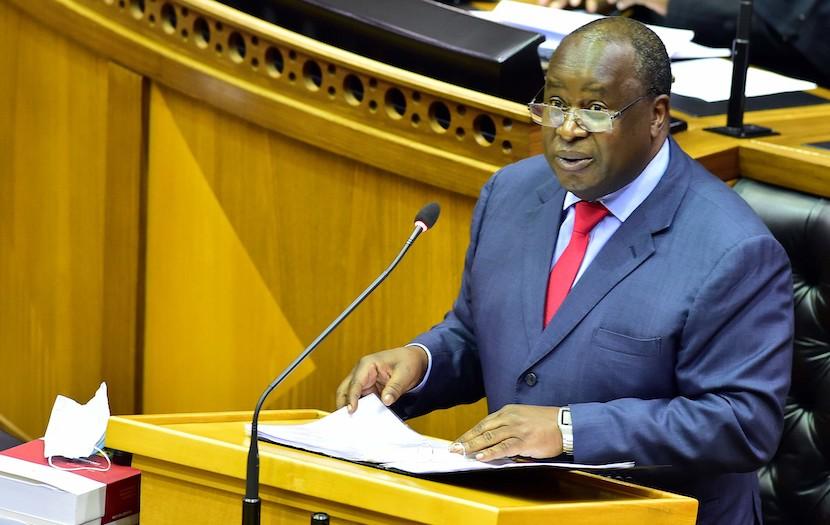 Mboweni budget