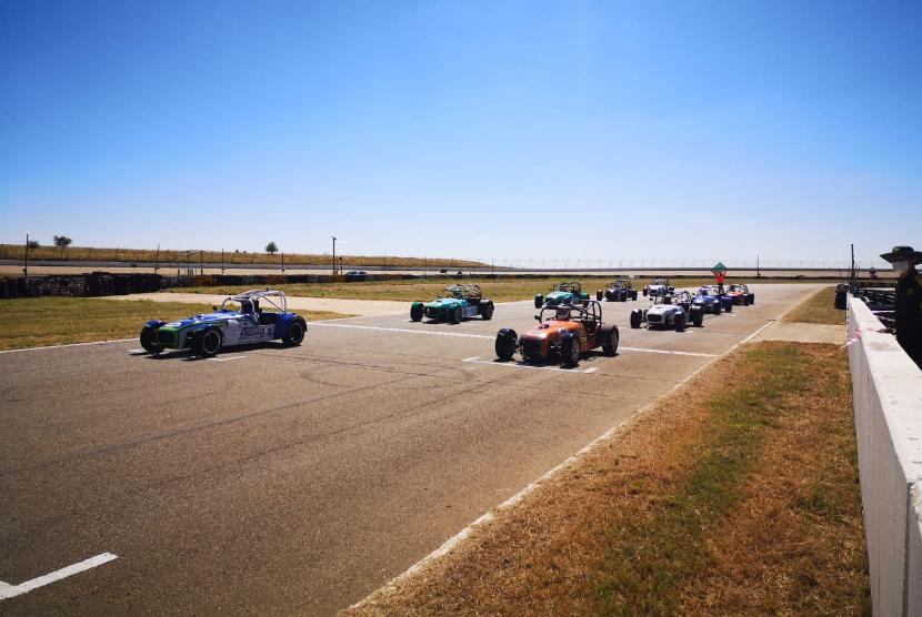 Phakisa Freeway race