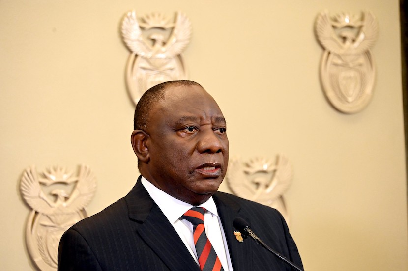 Ramaphosa locks SA down to #Level3 to contain third wave as vaccination rollout lags thumbnail