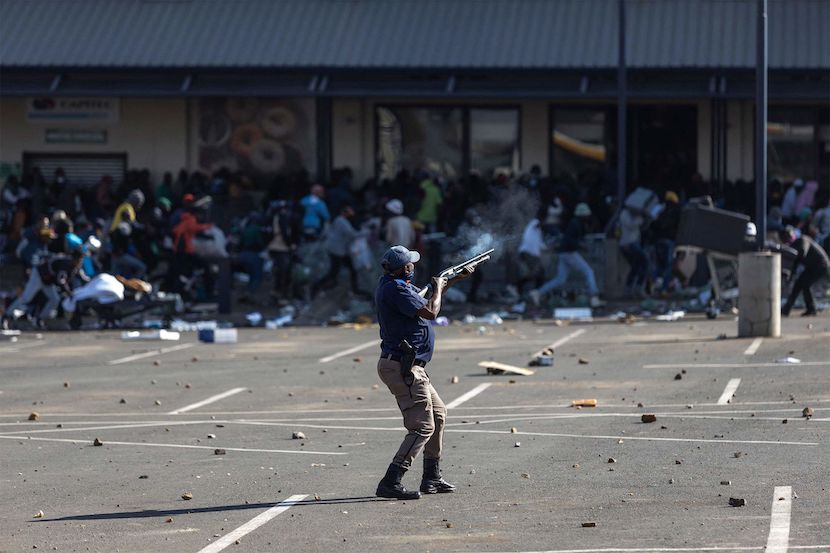 Widespread looting and vandalisation – the final straw for small businesses and mall owners? thumbnail