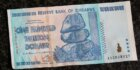 """""""Zim dollar now in real peril,"""" back on the slippery slope again - Cathy Buckle"""